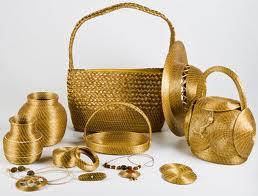 objetos de artesanato do jalapao