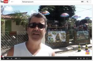 Professor Marcelo Goncalves entrevista Feito a Mao