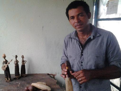 Do desemprego ao artesanato, empresário conquista renda de R$ 10 mil