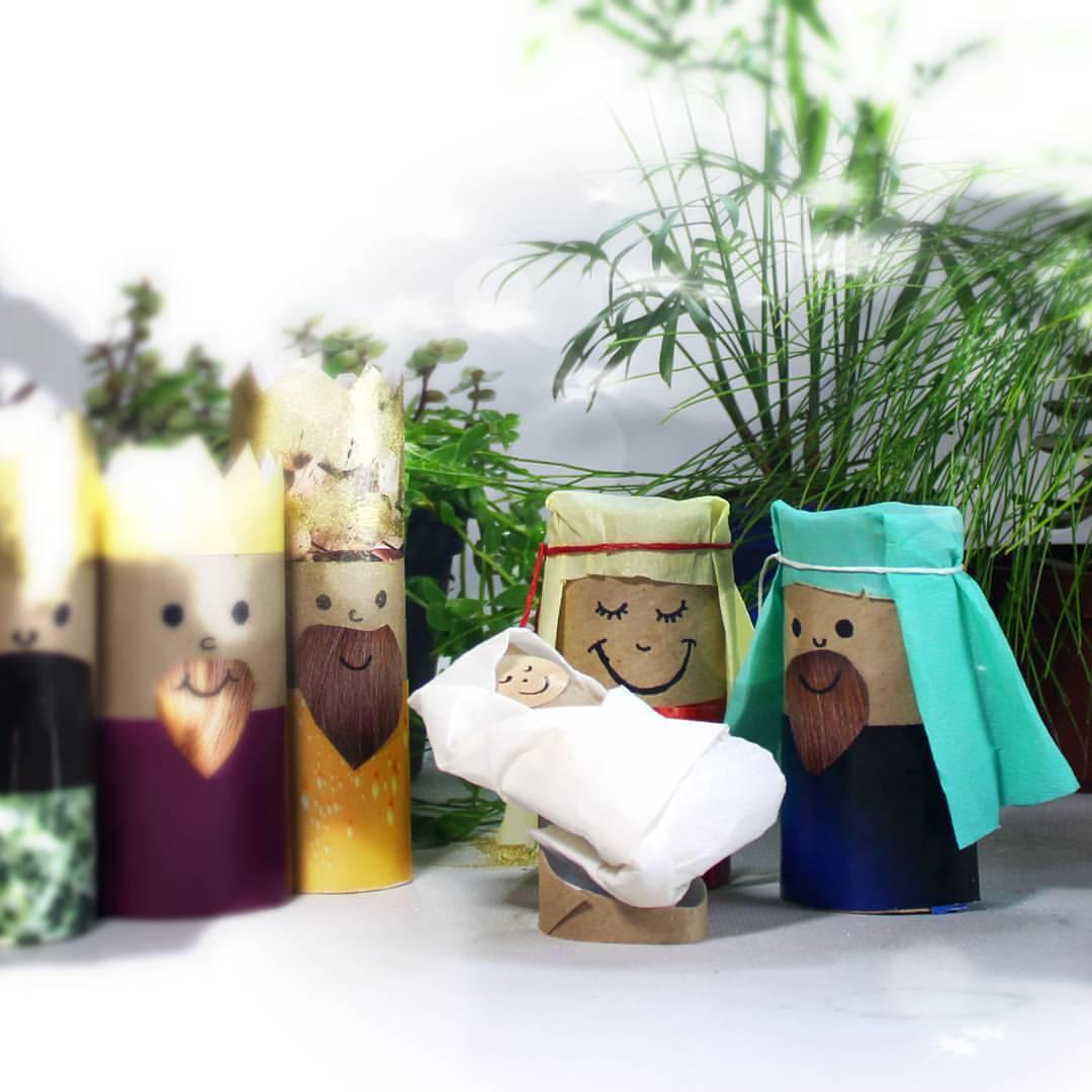 Faça você mesmo: Enfeites de Natal charmosos sem gastar