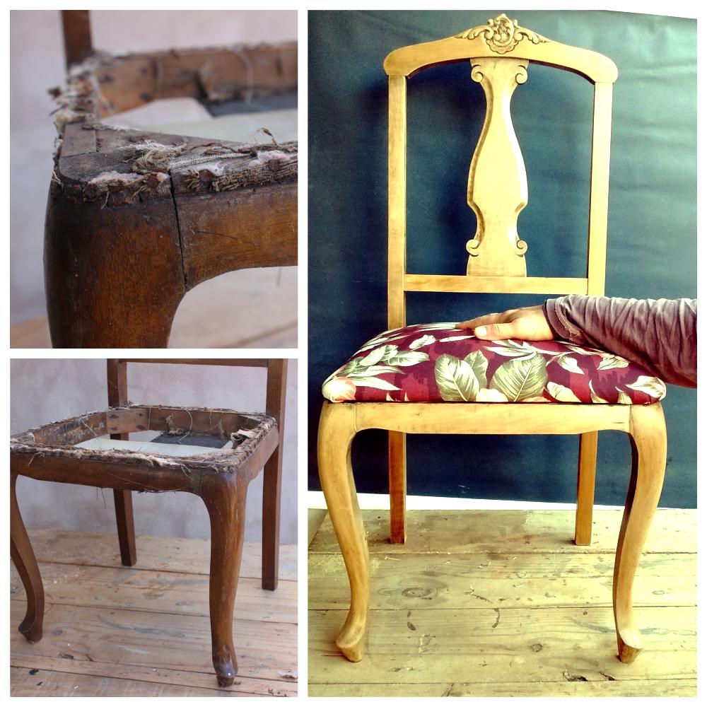 Ideias legais para restaurar cadeiras velhas – Faça você mesmo!